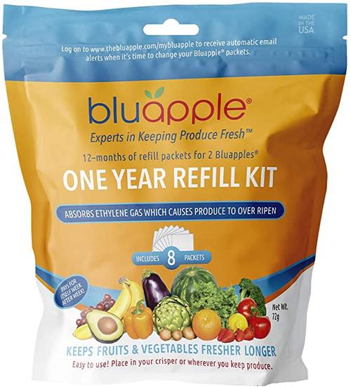 Bluapple Refill Kit