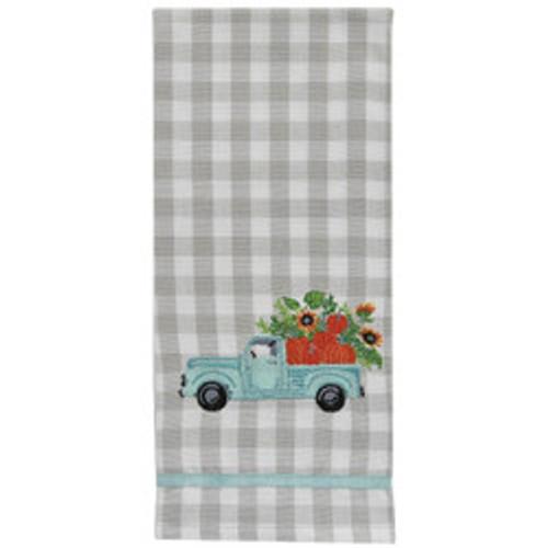 Truck Loads of Fun Dish Towel