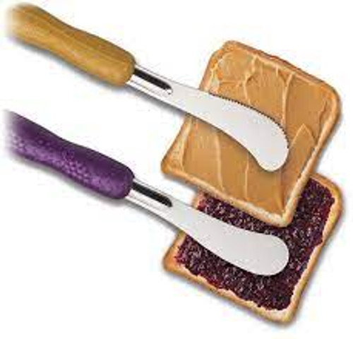 Peanut Butter & Jelly Spreaders