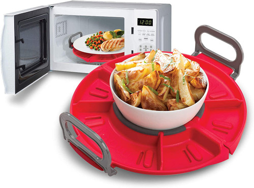 Folding Microwave Tray