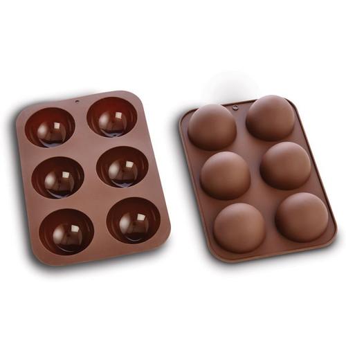 Hot Cocoa Bomb Molds