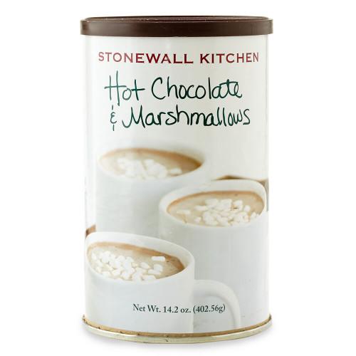 Hot Chocolate & Marshmallows