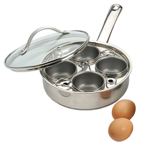 4-Egg Poacher Set