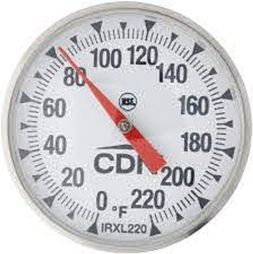 Instant Read Thermometer - Large Dial