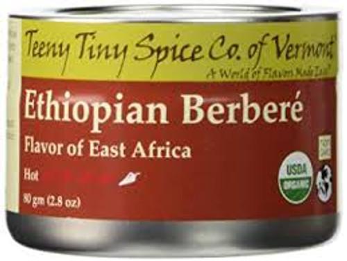 Teeny Tiny Spice Co  Ethiopian Berbere Spice Blend