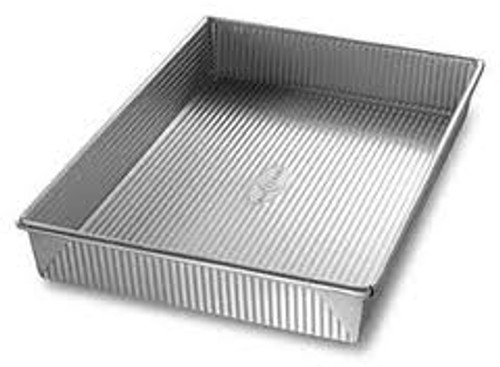 "USA Pan Rectangular Cake Pan 9"" x 13"""