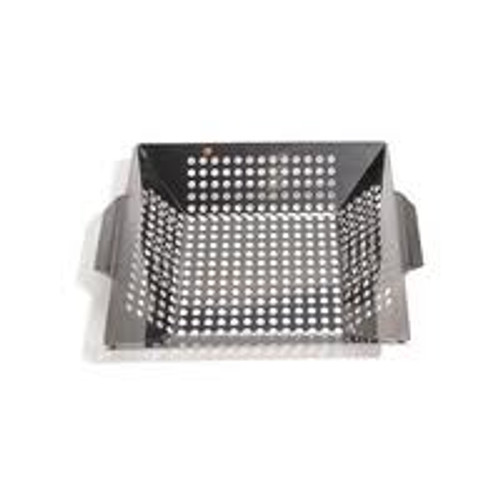 Outset Stainless Steel Grill Wok
