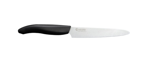 "Kyocera Ceramic Micro Serrated 5"" Utility Knife"
