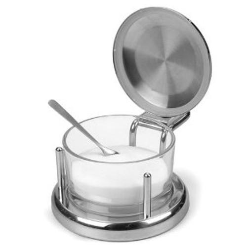 Alton Glass Salt Server