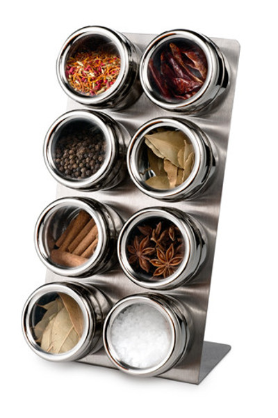 SOHO Spices Magnetic Spice Rack