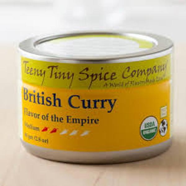 Teeny Tiny Spice Co. British Curry