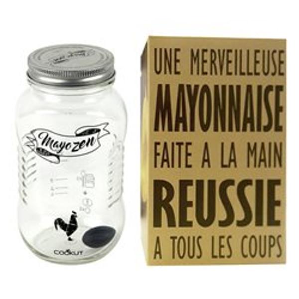 Mayozen Mayonnaise Shaker