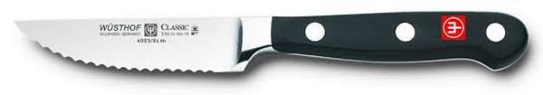 "Wüsthof Serrated Paring Knife - 3"""