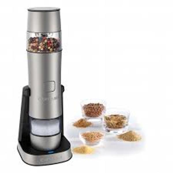 Cuisinart Rechargeable Salt, Pepper & Spice Mill