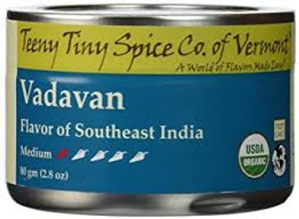 Teeny Tiny Spice Co. Vadavan