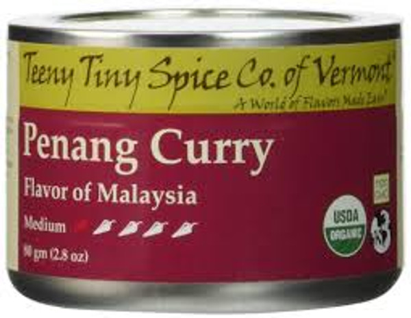 Teeny Tiny Spice Co. Penang Curry