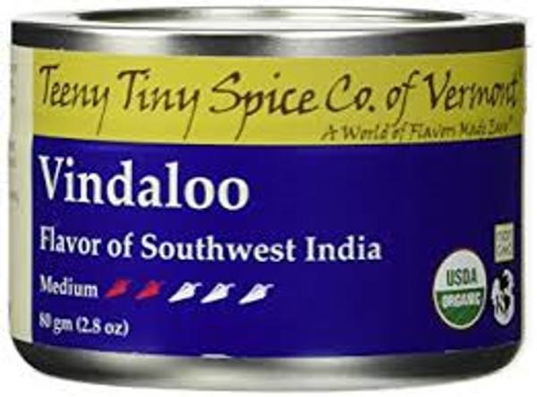 Teeny Tiny Spice Co. Vindaloo