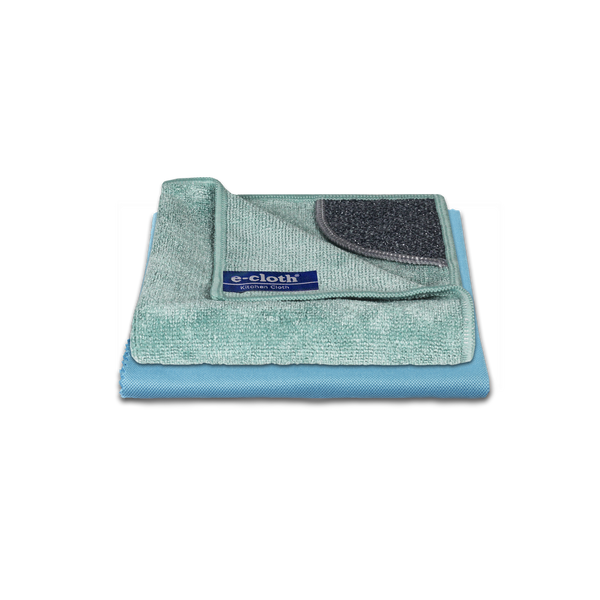 E-Cloth Kitchen Cleaning Cloths Set of 2
