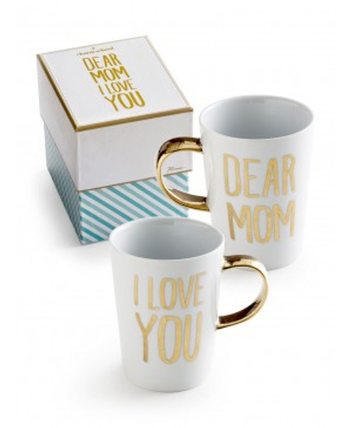 Dear Mom Mug