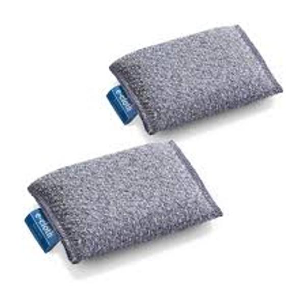 E-Cloth Non-Scratch Scrubbing Pads - Set of 2