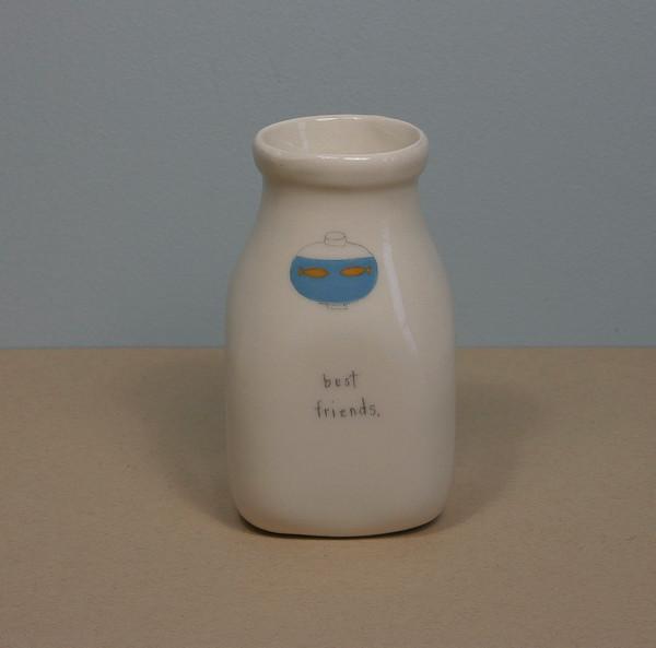 Beth Mueller Handcrafted Vase