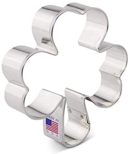 Shamrock Cookie Cutter - Large