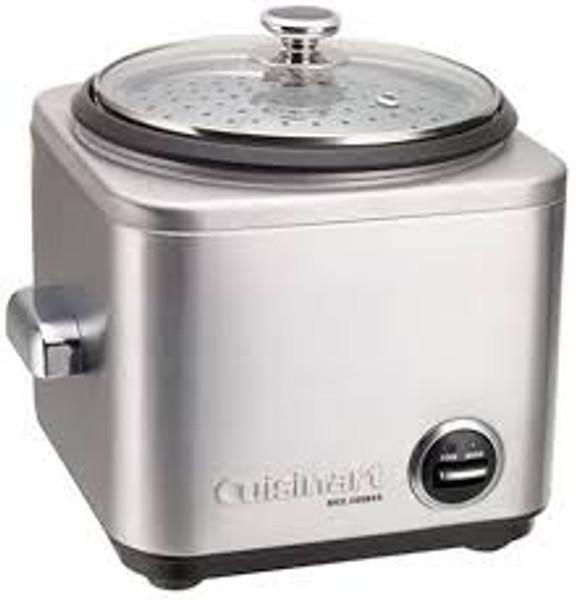 Cuisinart 4-Cup Rice Cooker & Steamer