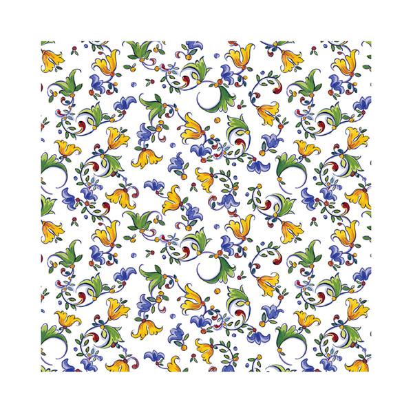 """Le Cadeaux Capri Tablecloth 69""""x 69"""""""