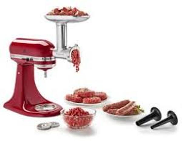 KitchenAid All Metal Food Grinder Attachment