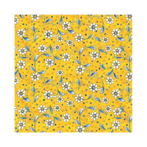 "Le Cadeaux Benidorm Tablecloth 69""x 120"""