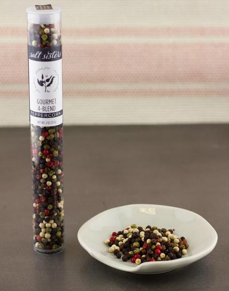Gourmet 4-Blend Peppercorns