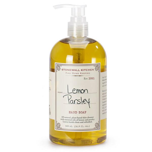 Lemon Parsley Hand Soap
