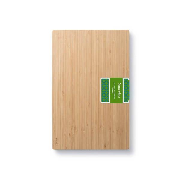 Bamboo Undercut Cutting Board - Medium