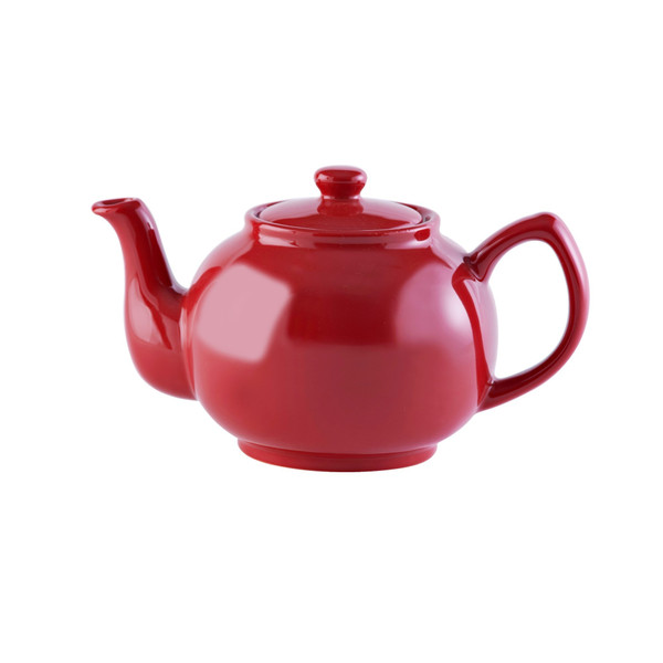 Red Teapot - 2 Cup