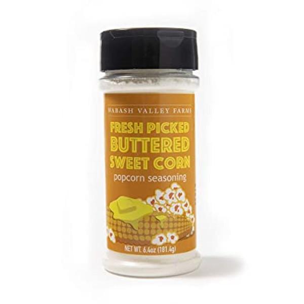 Wabash Valley Farms Popcorn Seasoning - FreshPicked Buttered Sweet Corn