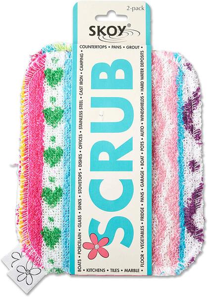 Skoy Scrub Cloth