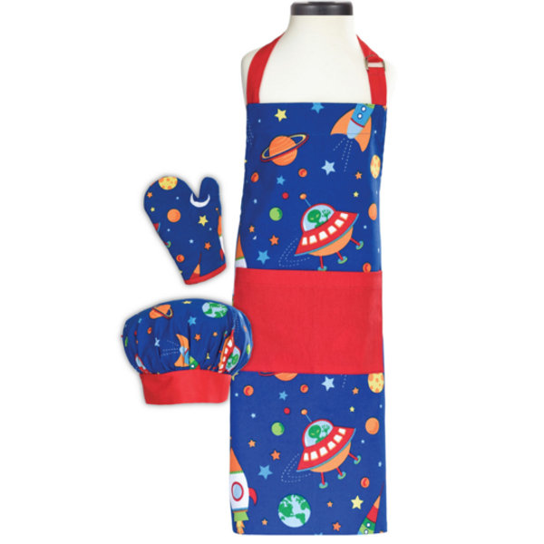Out of this World Deluxe Youth Apron Boxed Set