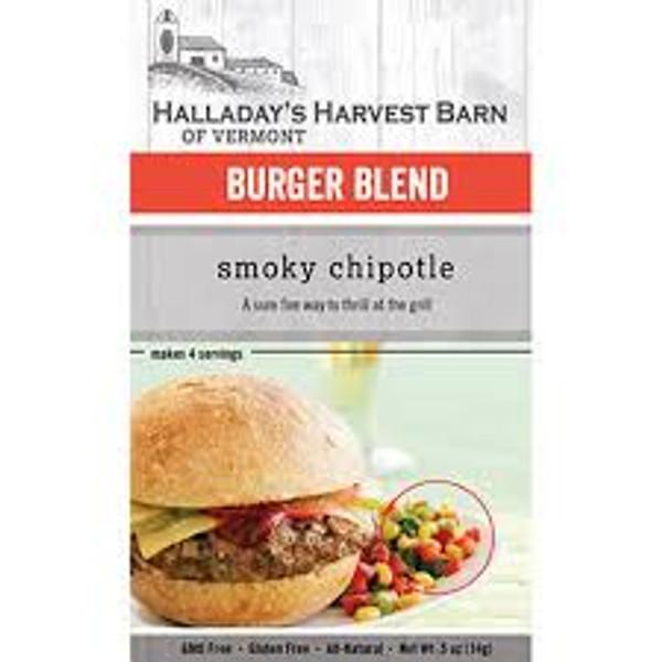 Halladay's Smoky Chipotle Burger Blend