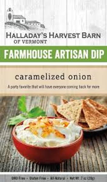 Halladay's Caramelized Onion Dip