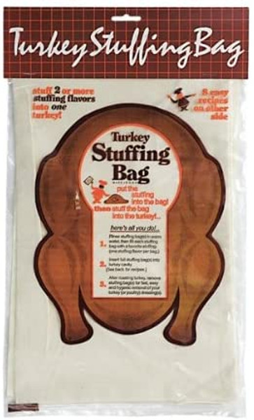 Turkey Stuffing Bag