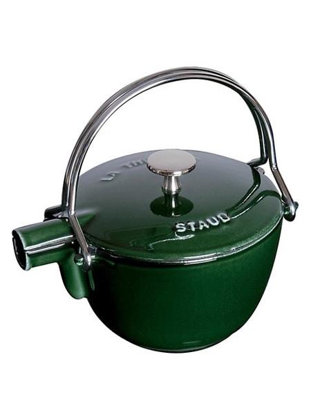 Staub Enameled Cast Iron Tea Kettle