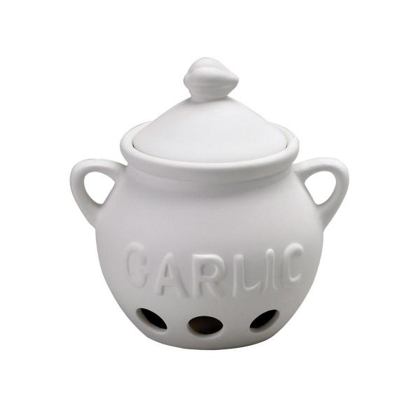 Ceramic Garlic Keeper