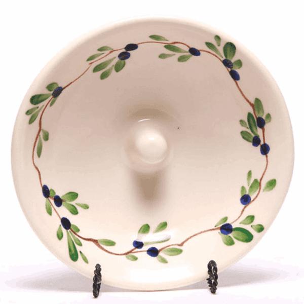 Handmade Ceramic Apple Baker