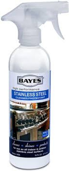 Stainless Steel Cleaner & Protectant