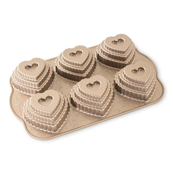 Heart Cakelet Pan