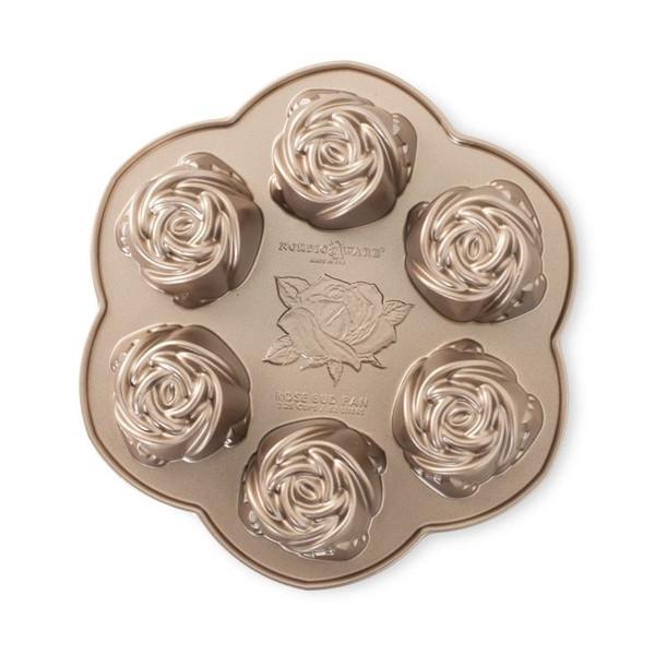 Rosebud Cakelet Pan