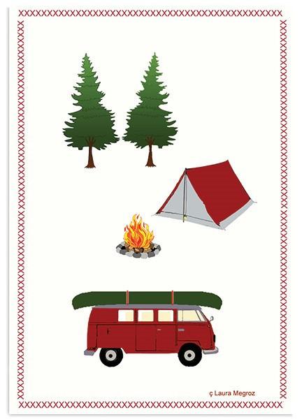 Camping Dish Towel