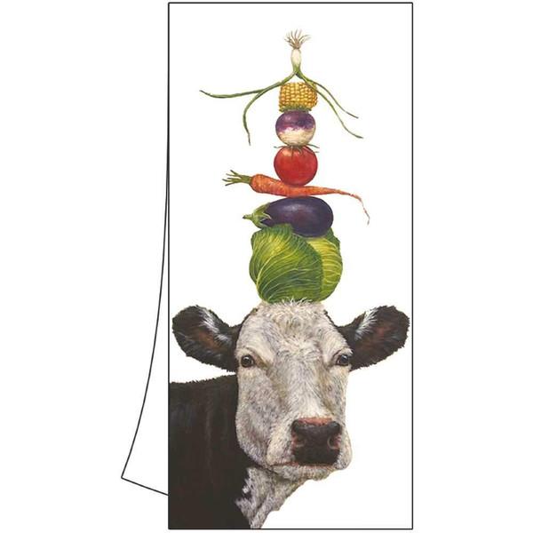 Kitchen/Bar Towel - Cow