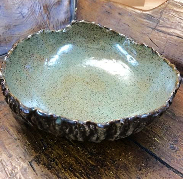 Vermont Artisan Pottery Bowl - 9