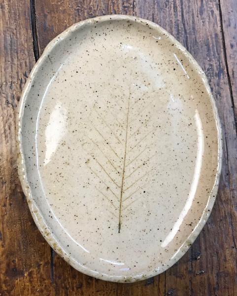 Vermont Artisan Pottery Tray - 12